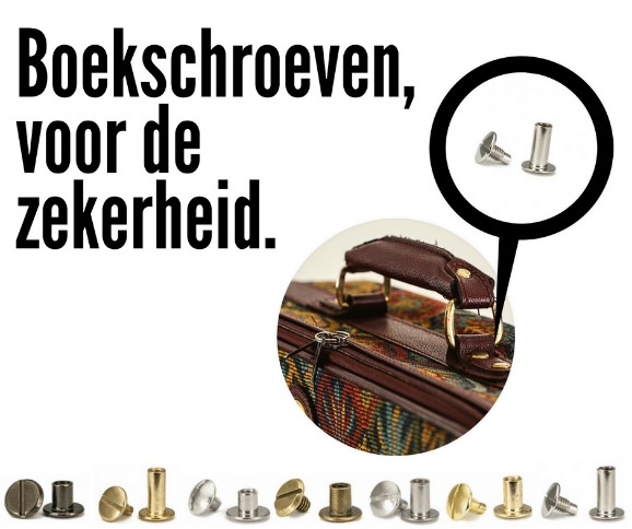 Holniet of Boekschroef ?