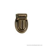 Purse tongue lock mini 24X13 mm.
