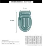 Tictuc tasslot mini 24X13 mm.