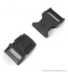 Klikgesp metaal 58X31 /25 mm.