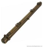 Gladstone bag frame 60 cm. Antique brass brushed type A