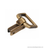 Strap-end 25X5mm. /20 mm.