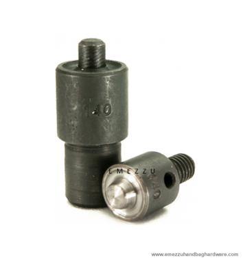 Stempel voor zeilring Ø 6 mm.