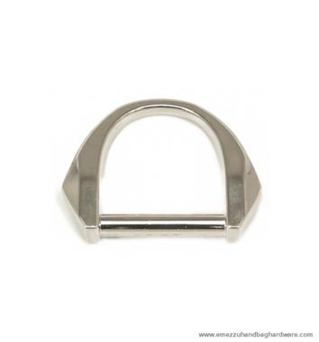D-Ring 40X33 /25 mm.