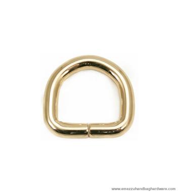D-Ring 35X30 /25 mm.