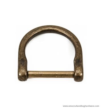 D-Ring 37X36 /28 mm.