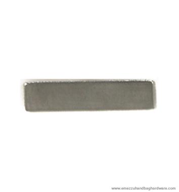 Magneet 50X10X1,5 mm.