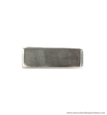 Magneet 30X10X2 mm.