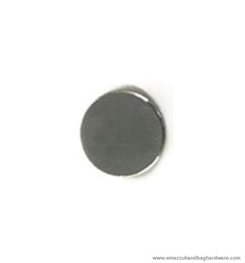 Magneet Ø 20X2,0 mm.
