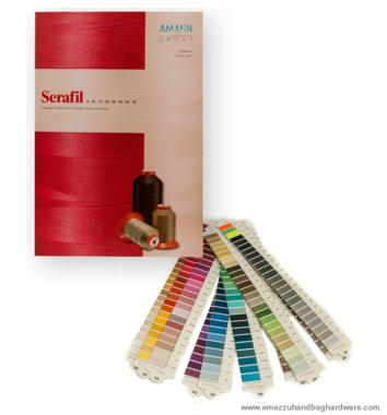 Serafil kleurenkaart