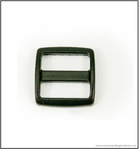 Schuiver 33X33 mm. / 26 mm. zwart
